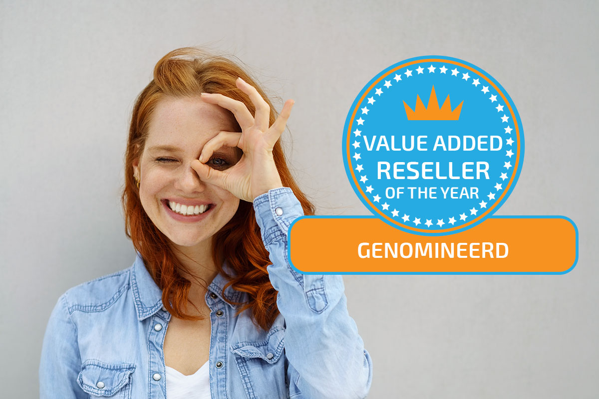 NEG-ITSolutions genomineerd als Value Added Reseller of the Year