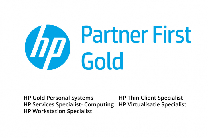 HP Gold Partner First