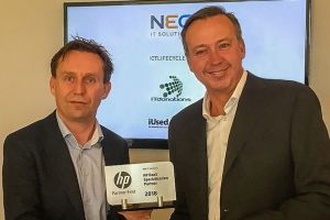 NEG-ITSolutions benoemd tot HP DaaS Specialization Partner