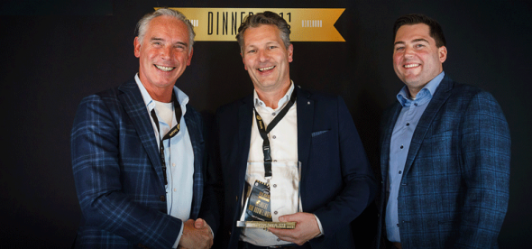 NEG wint HP Gold Services Partner of the Year Award!
