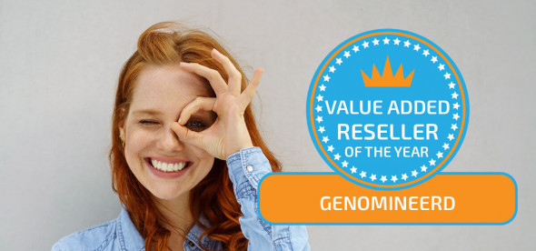 NEG genomineerd: Value Added Reseller of the Year