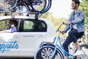 Device as a Service en de swapfiets